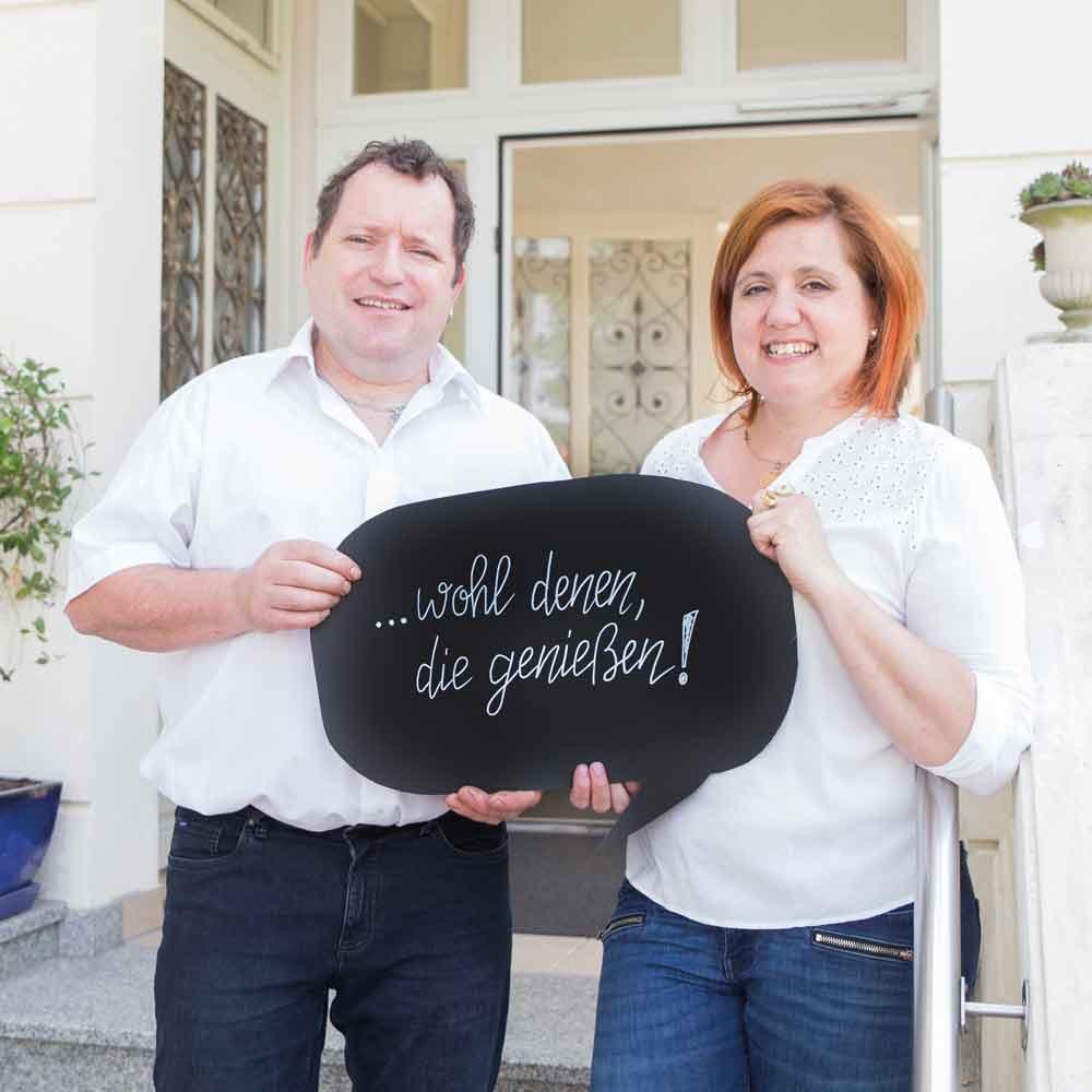 Markus und Alexandra Steiner